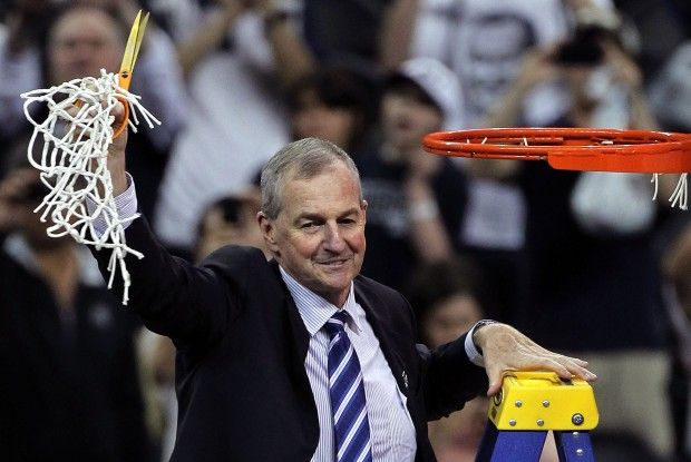 Jim Calhoun./ Getty Images