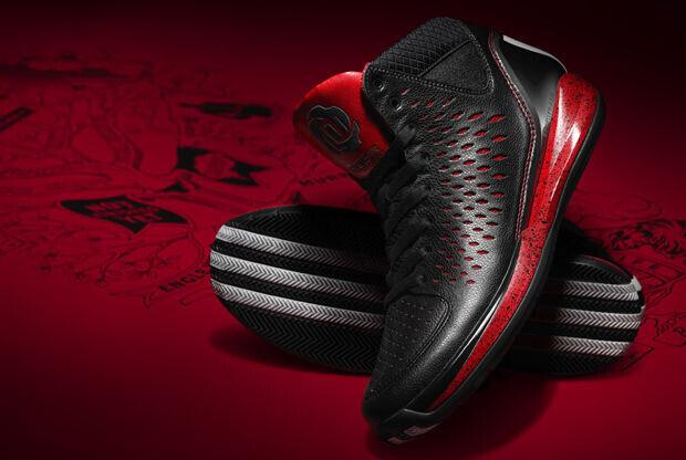 Derrick Rose presenta las Adidas – adiZero Rose 3.0