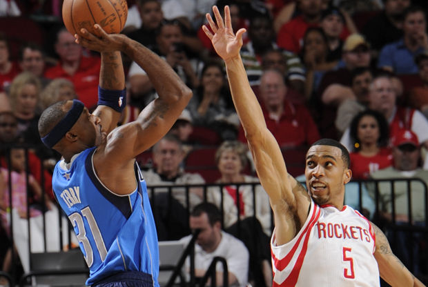 Courtney Lee y Jason Terry./ Getty Images