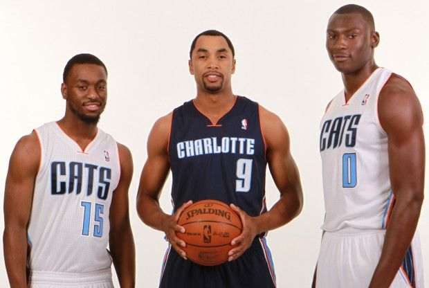 Charlotte Bobcats./ Getty Images