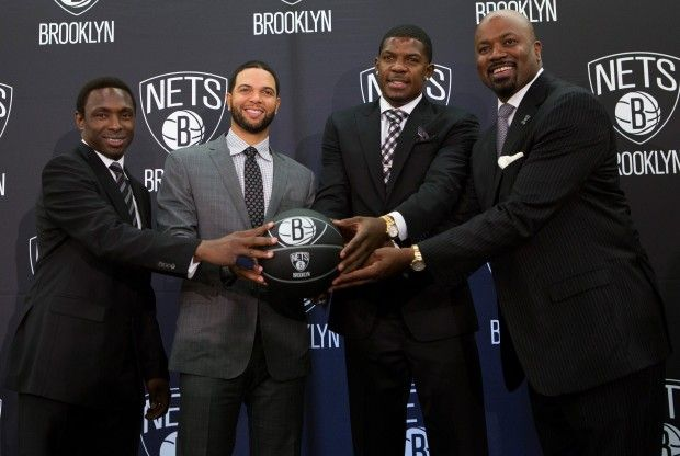 Brooklyn Nets./ Getty Images