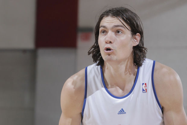 Adam Morrison./ Getty Images