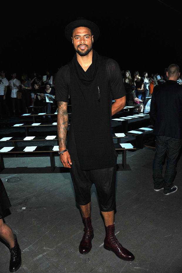 Tyson Chandler./ Getty Images