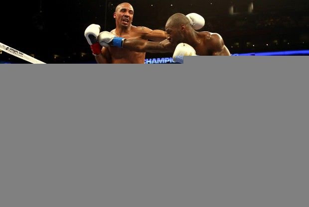 Andre Ward./ Getty Images