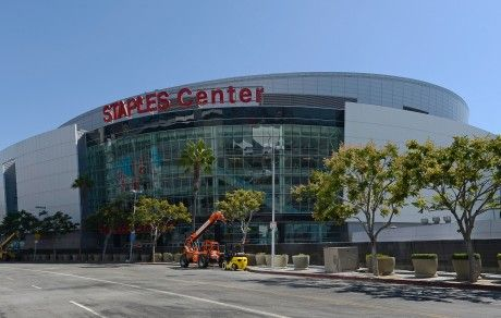 Staples Center./ Getty Images