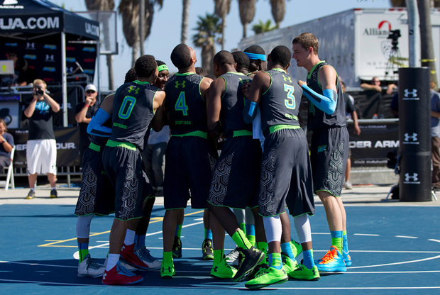 Under Armour - 'Elite 24' Torch Collection