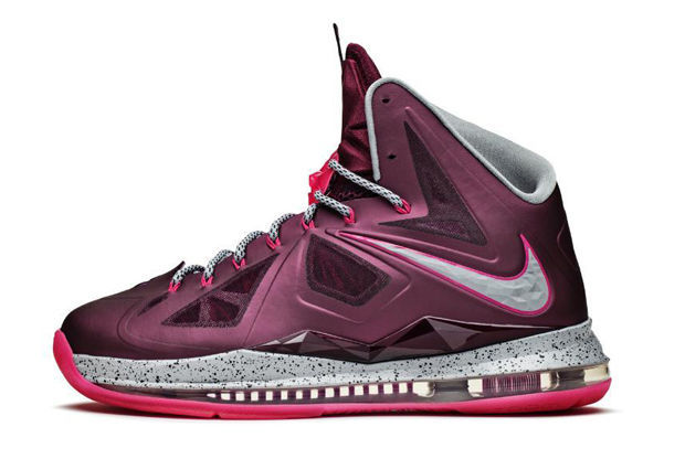 Nike - LeBron X 'Crown Jewel'