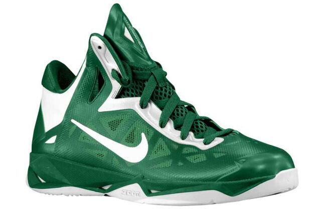 Nike - Zoom Hyperchaos 'Gorge Green/White'