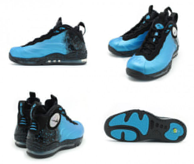 Nike - Total Air Foamposite Max 'Current Blue'