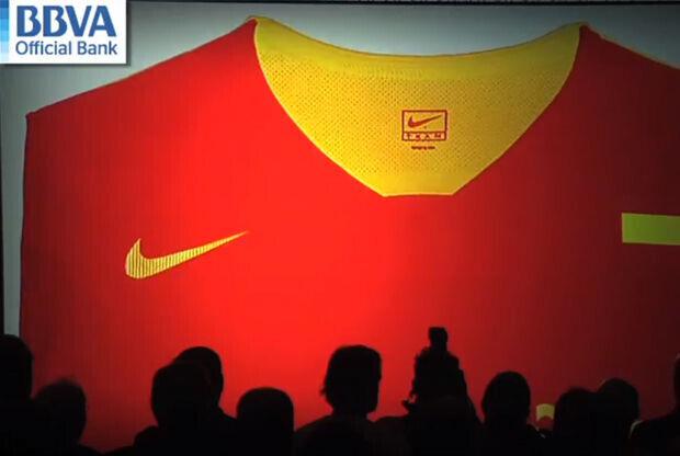 Nike vestirá a la selección de España