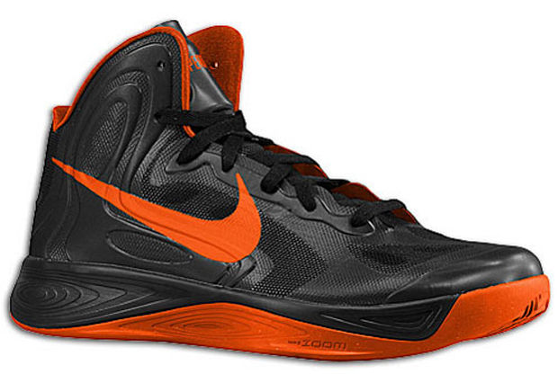 Nike – Hyperfuse 2012 'Black/Team Orange'