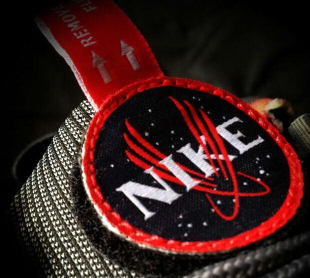 La colección galáctica de Nike