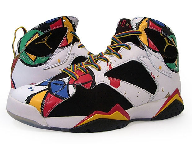 Air Jordan – Retro 7 'Miro Olympic'