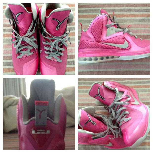 Nike - LeBron 9 'Kay Yow'