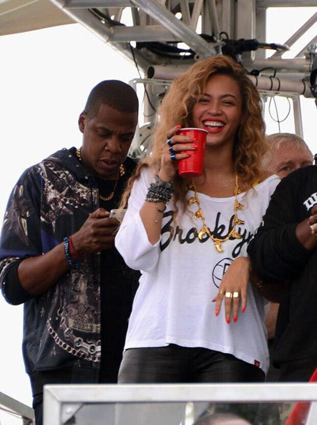 Beyonce ya apoya a Brooklyn Nets