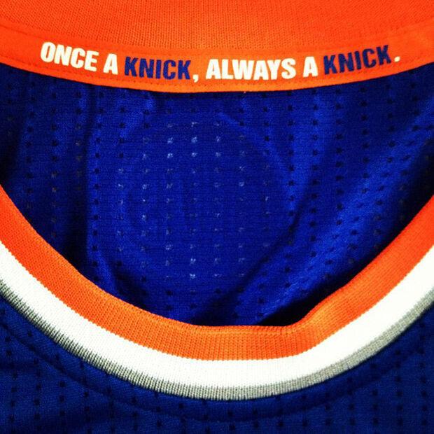 New York Knicks revela sus nuevos uniformes