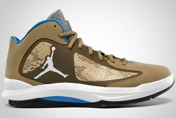 Jordan - Aero Flight (pack WWE Jake The Snake Roberts)