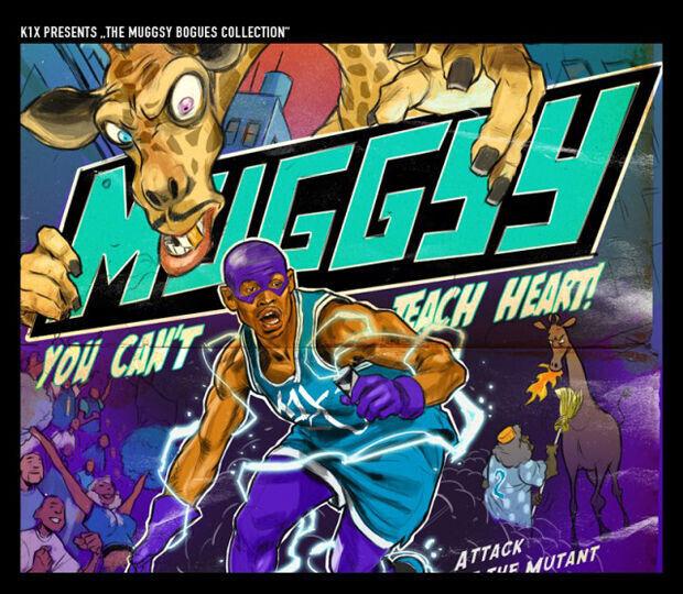 K1X lanza la nueva colección de Muggsy Bogues