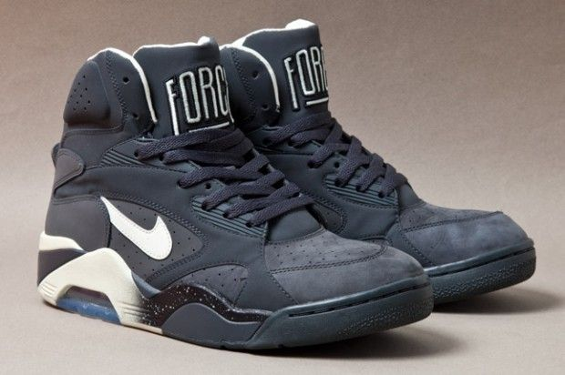 Nike Air Force 180 High Quarter Front