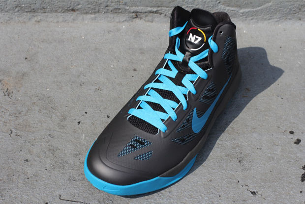 Nike - Air Max Hyperaggressor con 'N7'