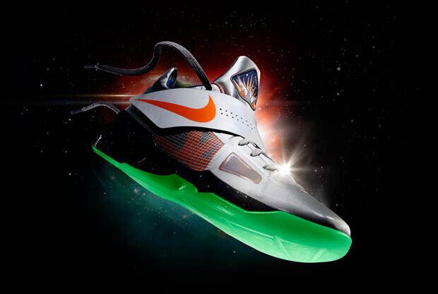 Nike - Zoom KD IV 'ASG - Galaxy'