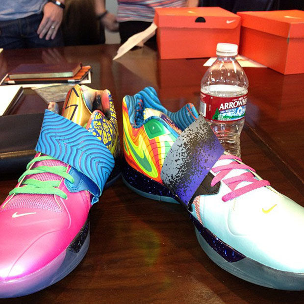 Nike – KD IV 'What The Kevin Durant'