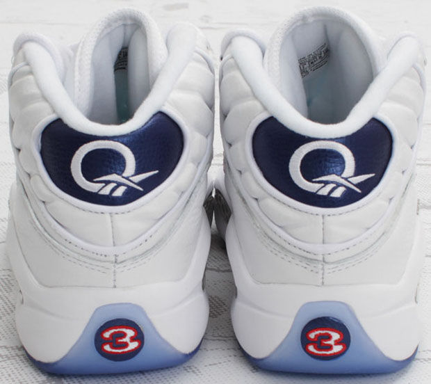 Reebok - Question 'White/Navy'