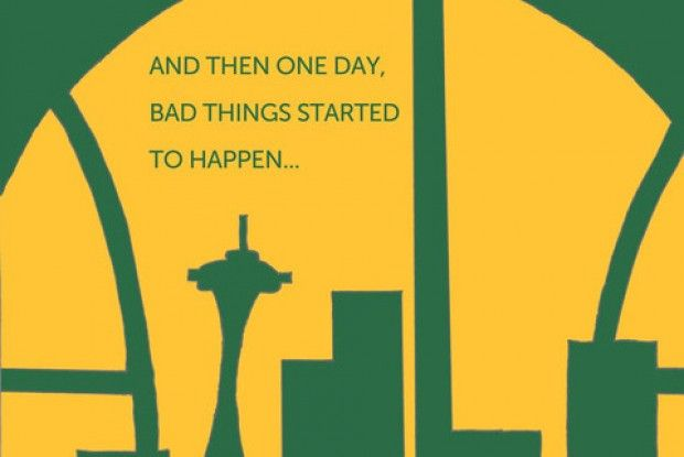 Mommy, what's a Seattle Supersonic./ iTunes