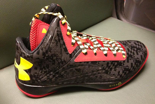 Under Armour - Micro G Torch 'Maryland Terrapins'