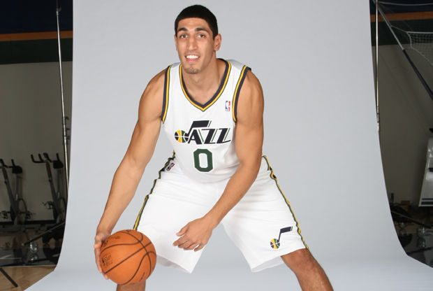 Enes Kanter./ Getty Images