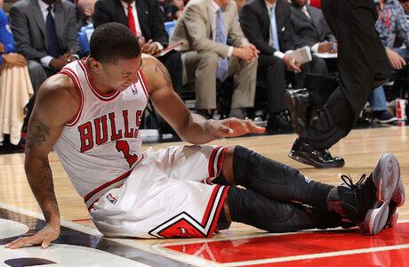 Derrick Rose./ Getty Images