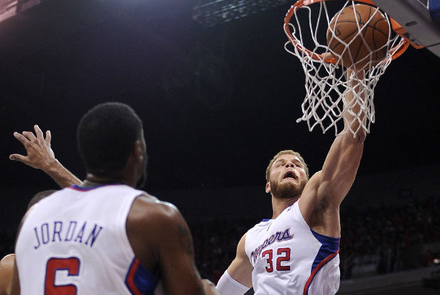 Blake Griffin y DeAndre Jordan./ Getty Images