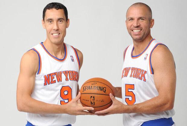 Pablo Prigioni y Jason Kidd./ Getty Images