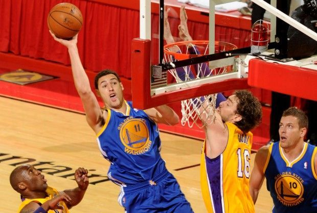 Klay Thompson./ Getty Images