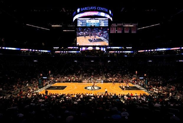 Barclay's Center./ Getty Images