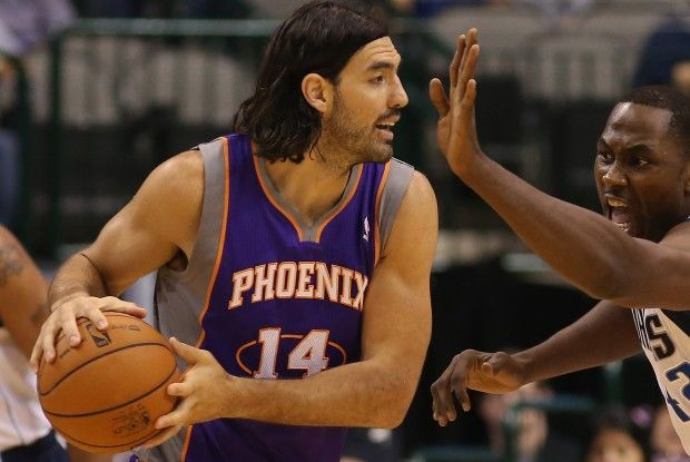 Luis Scola./ Getty Images