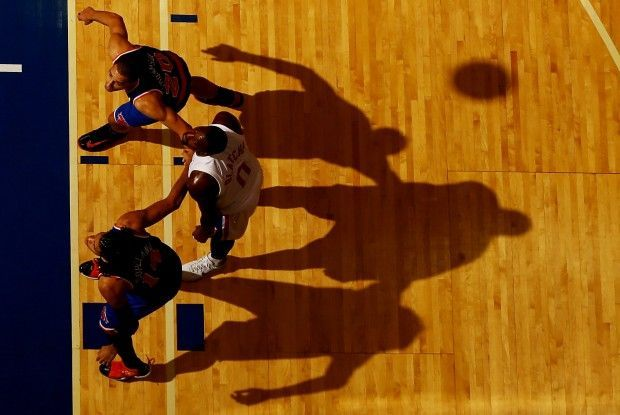 New York Knicks vs. Brooklyn Nets./ Getty Images