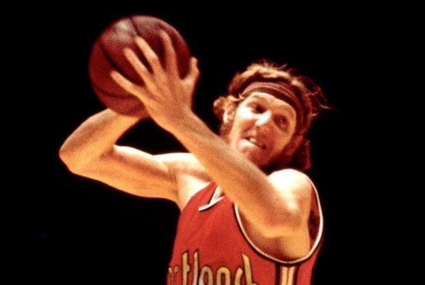 Bill Walton./ Getty Images