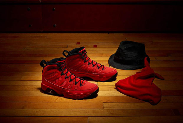 Air Jordan – Retro 9 'Motorboat Jones'