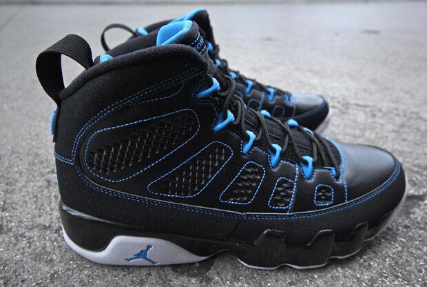 Air Jordan – Retro 9 'Photo Blue'