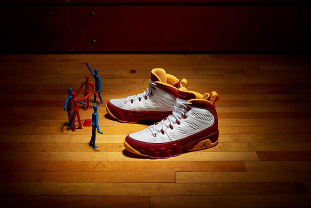 Air Jordan – Retro 9 'Bentley Ellis'