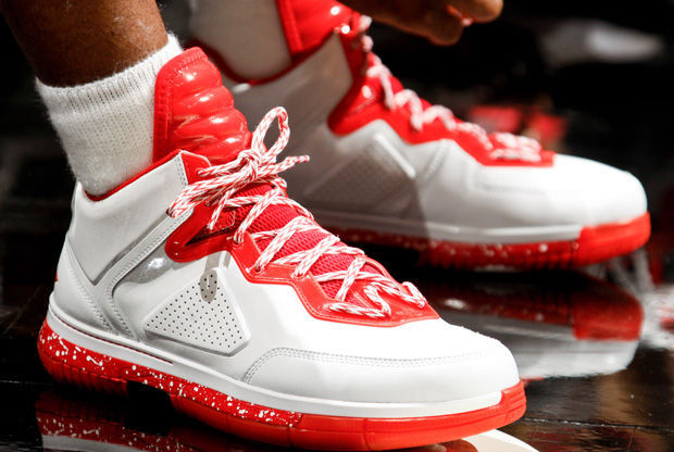 Zapatillas Li-Ning de Dwyane Wade./ Getty