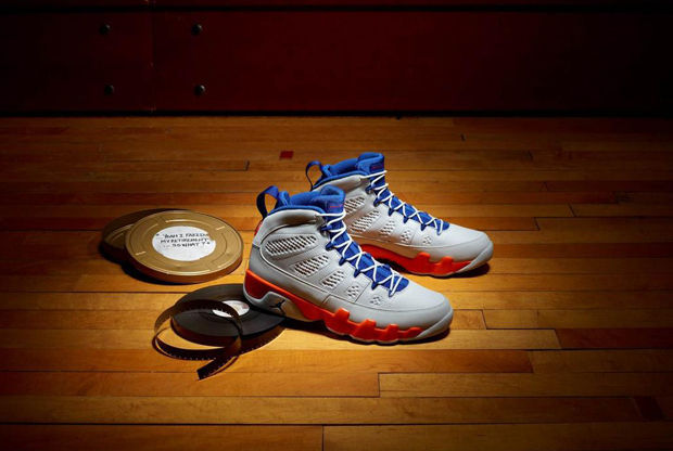 Air Jordan – Retro 9 'Calvin Bailey'