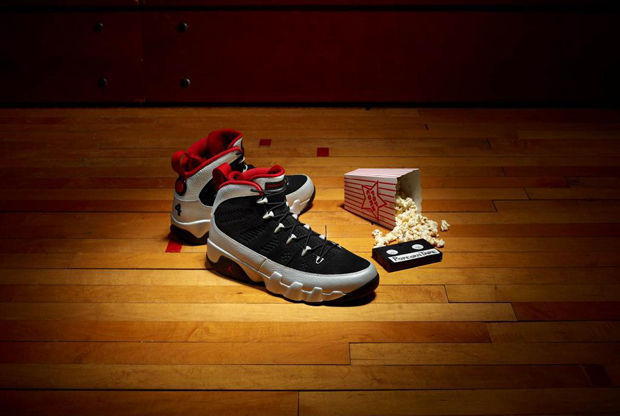 Air Jordan – Retro 9 'Kilroyln Hiding'