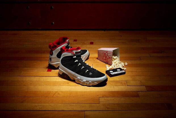 Air Jordan – Retro 9 'Kilroyln Hiding'