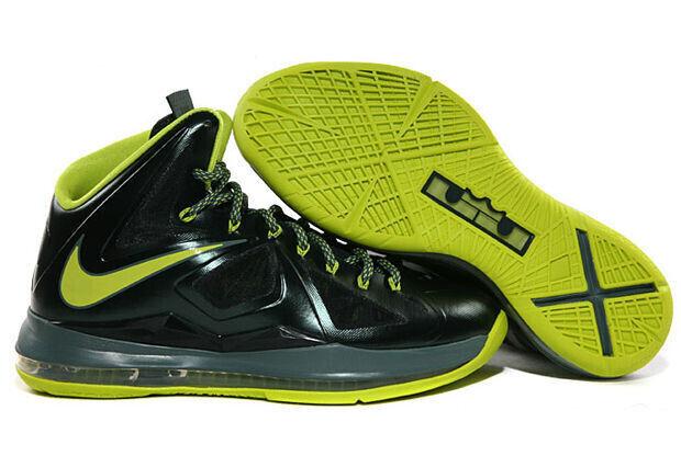 Nike - LeBron X 'Dunkman'
