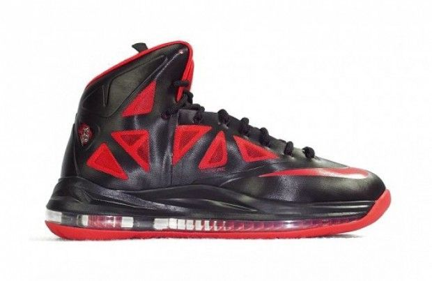 Nike - LeBron X Miami Heat Away