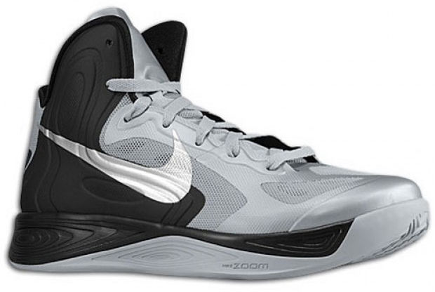 Nike - Zoom Hyperfuse 2012 'Wolf Grey'