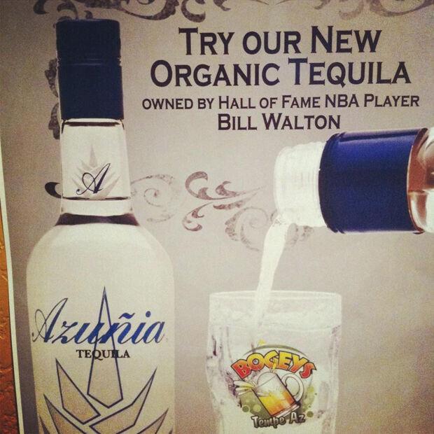 Bill Walton crea su propia marca de tequila