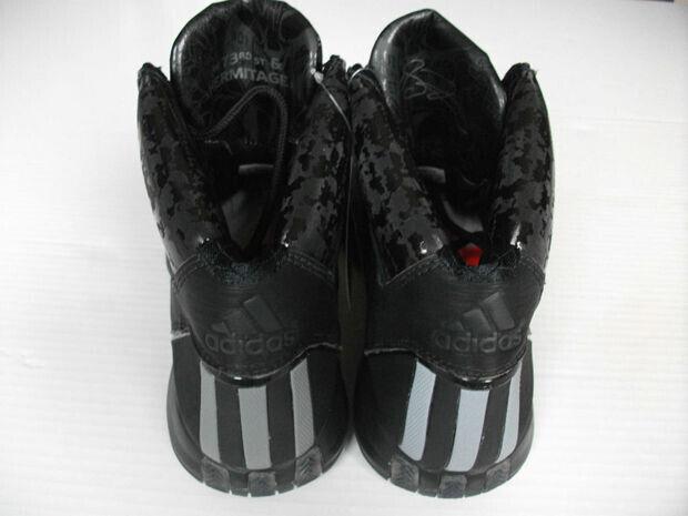 Adidas – adiZero Rose 3.0 'Blackout'